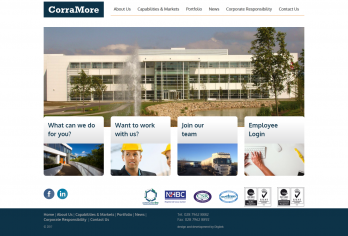 Corramore Home Page